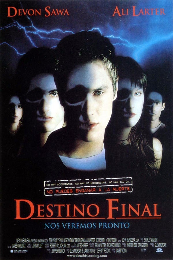 Imagen Destino Final – Audio Latino