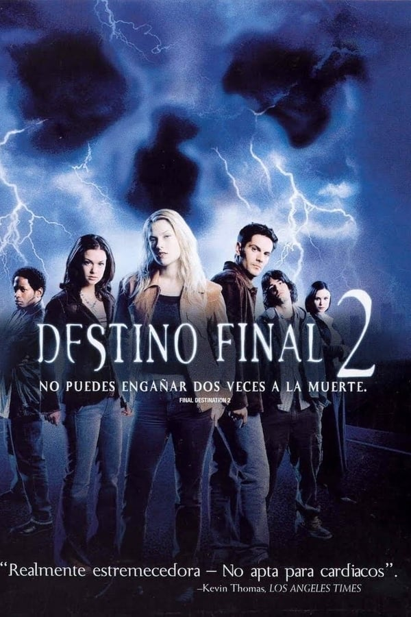 Imagen Destino Final 2 – Audio Latino